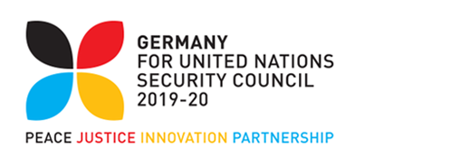 Germany for United Nations Security Council 2019-20